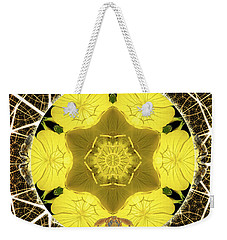 Queen Bee-nectar Of Life Weekender Tote Bag
