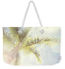 Queen Palm Weekender Tote Bag by Cindy Garber Iverson