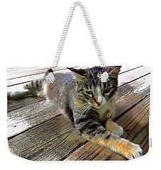 Queenie Weekender Tote Bag