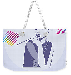 Quel Night Weekender Tote Bag by Florian Rodarte
