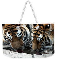 Quench The Thirst... Weekender Tote Bag