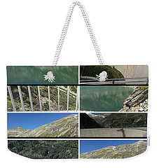 Weekender Tote Bag featuring the photograph Qui Se Noie by Sir Josef - Social Critic - ART