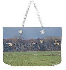 Quidditch Weekender Tote Bag