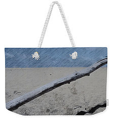 Quiet Beach Weekender Tote Bag by Photographic Arts And Design Studio