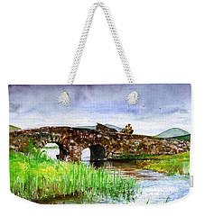 Quiet Man Bridge Ireland Weekender Tote Bag