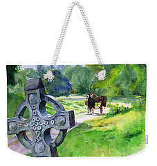 Quiet Man Watercolor 2 Weekender Tote Bag