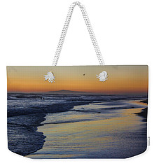 Quiet Weekender Tote Bag by Tammy Espino