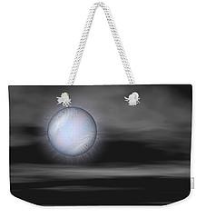 Quietly Weekender Tote Bag