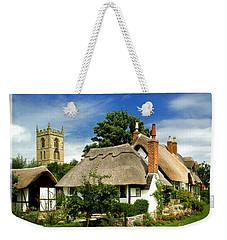 Quintessential Home Weekender Tote Bag