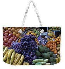 Quito Ecuador Market 1 Weekender Tote Bag