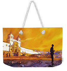 Quito Sunrise Weekender Tote Bag