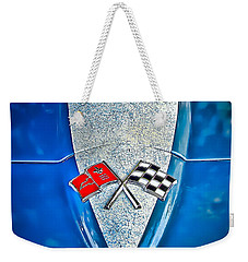 Race To Win Weekender Tote Bag