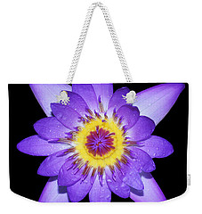 Radiant Weekender Tote Bag by Judy Whitton