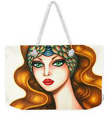 Radiant Weekender Tote Bag