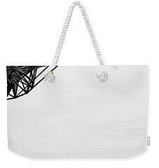 Radiotelescope Antennas.  Weekender Tote Bag