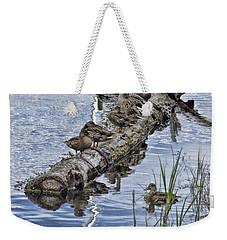 Raft Of Ducks Weekender Tote Bag
