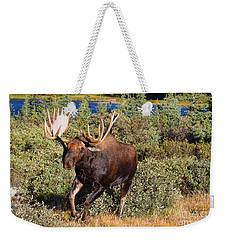 Raging Bull Weekender Tote Bag