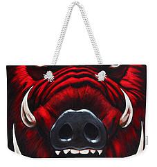 Raging Hog Weekender Tote Bag