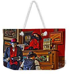 Ragtime Weekender Tote Bag