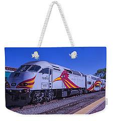 Rail Runner Santa Fe Weekender Tote Bag