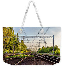 Railway To Nowhere Weekender Tote Bag