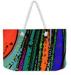 Rain At My Window Weekender Tote Bag