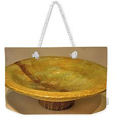 Rain Bowl Weekender Tote Bag by Mario Perron