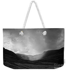 Rain In Riggindale Weekender Tote Bag