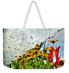 Rain Rain Go Away... Weekender Tote Bag
