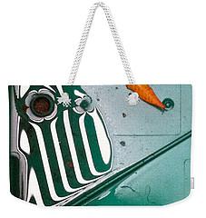 Rain Reflections Weekender Tote Bag by Bill Owen
