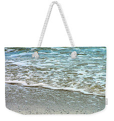 Rain Sea  Weekender Tote Bag