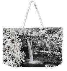 Rainbow Falls In Infrared 1 Weekender Tote Bag