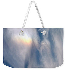 Rainbow Blessings Weekender Tote Bag