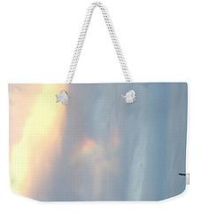 The Promise Weekender Tote Bag