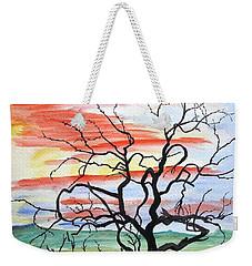 Rainbow Mesquite Weekender Tote Bag