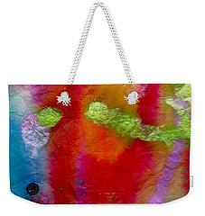 Rainbow Passion Weekender Tote Bag