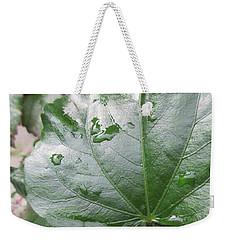 Raindrops Keep Falling... Weekender Tote Bag