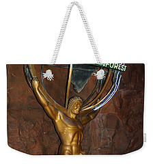 Weekender Tote Bag featuring the photograph Rainforest Appeal by David Nicholls