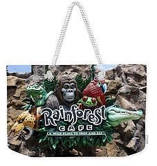Rainforest Weekender Tote Bag
