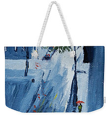 Raining Again Weekender Tote Bag