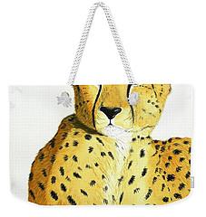 Rajah Weekender Tote Bag