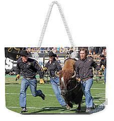 Ralphie V Weekender Tote Bag