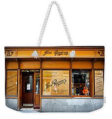 Ramirez Guitars Workshop Weekender Tote Bag