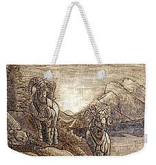 Rams Relief Weekender Tote Bag