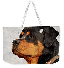 Ranch Dog On Watch Weekender Tote Bag