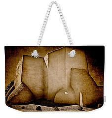 Ranchos Church Xx Weekender Tote Bag