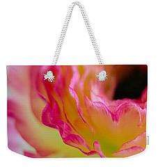 Ranunculus Ruffles Weekender Tote Bag