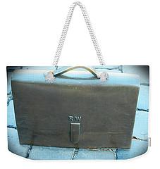 Raoul Wallenberg Dedication - Nyc Weekender Tote Bag