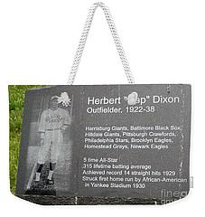 Rap Dixon Weekender Tote Bag
