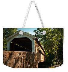 Rapps Covered Bridge Weekender Tote Bag